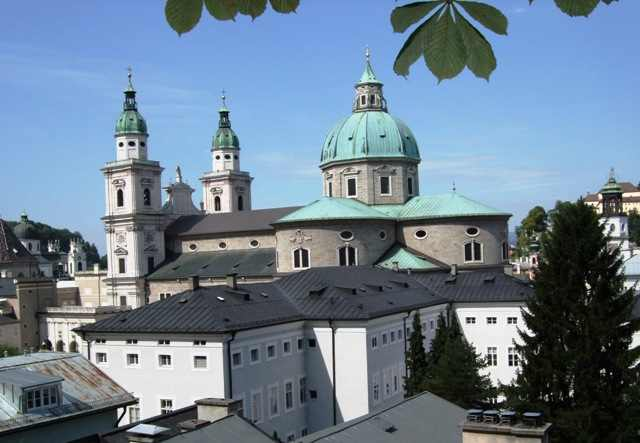 Konsert i Salzburg