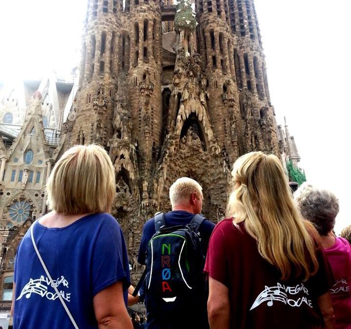 Korseminar i Barcelona