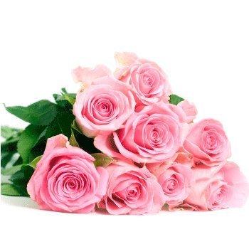 Åtte roser
