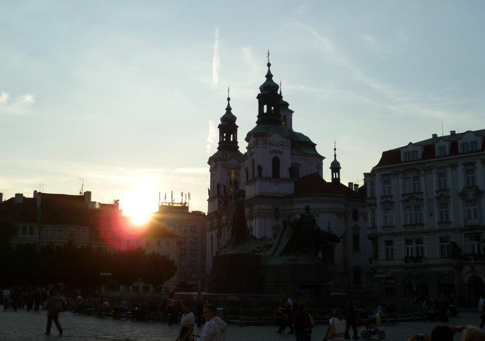 Konsert i Praha