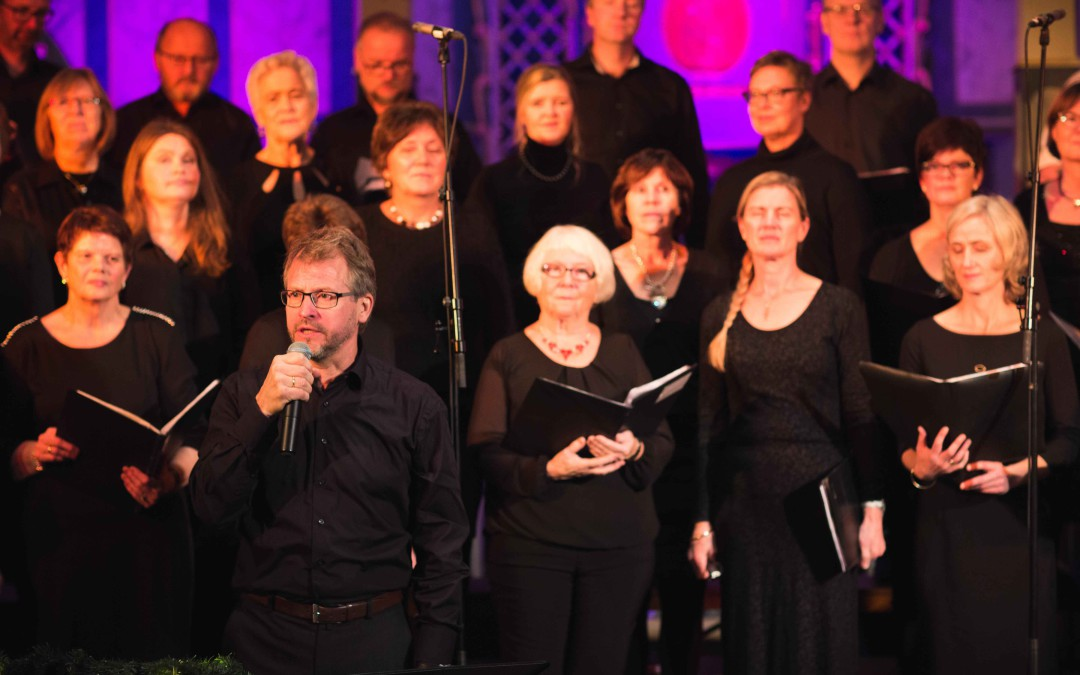 Adventskonsert i Vegårshei Kirke 11.12.2016