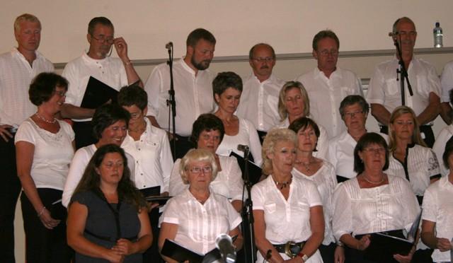 Jubileumskonsert våren 2008